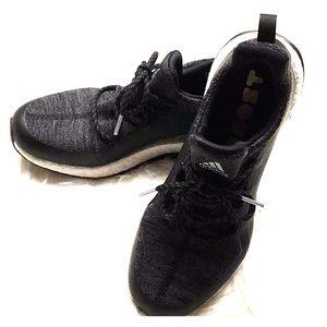 Adidas Boost Black Sneakers